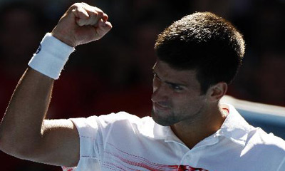 Novak Djokovic beats Lukasz Kubot 3-0 in Australian Open