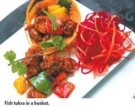 Modern indian cuisine tantalizes taste buds for Akbars contemporary indian cuisine