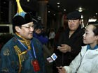 CPPCC members arrive in Beijing for annual consultation