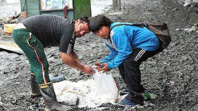 Life in post-quake Chile