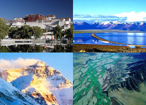 Visitors to the two scenic belts can enjoy