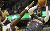 Charlotte Bobcats beat Washington Wizards