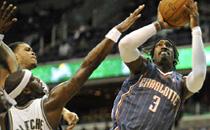 Charlotte Bobcats beat Washington Wizards