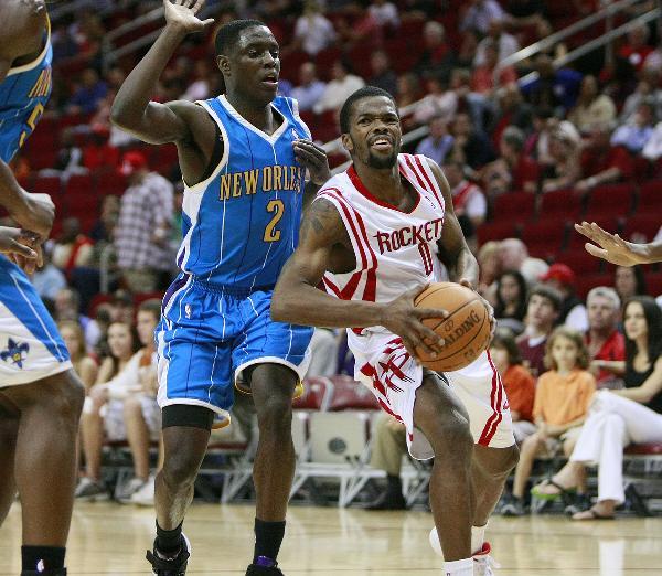 Rockets Lose Last Game Of NBA Regular Season To Hornets