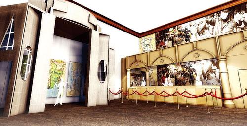 Asia Joint Pavilion I