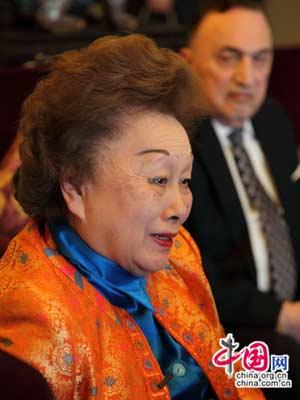 Ms. Anna Chan Chennault 陈香梅女士
