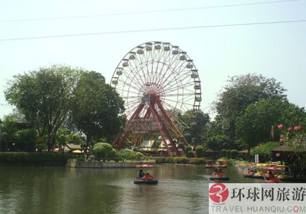 Wanna have fun? Top 12 amusement parks in Asia - China org cn