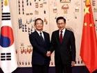Premier Wen Jiabao visits South Korea