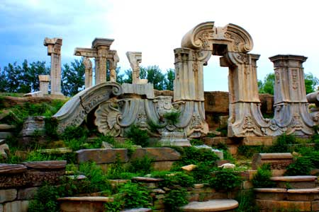 Old Summer Palace 'renaissance'-150 Years After Its Catastrophe