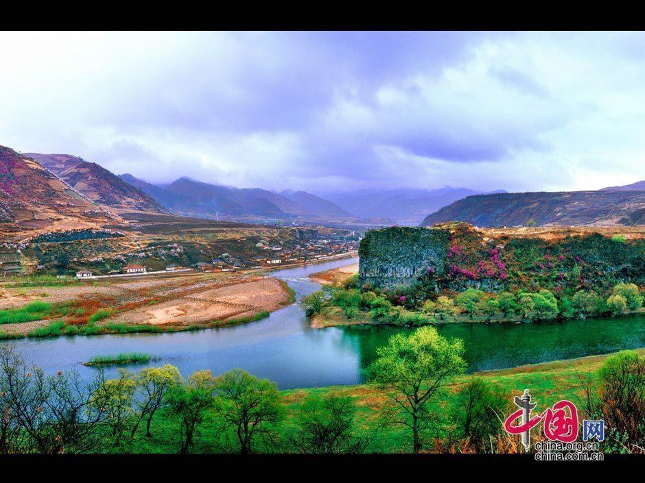 jilin landscape through a lens