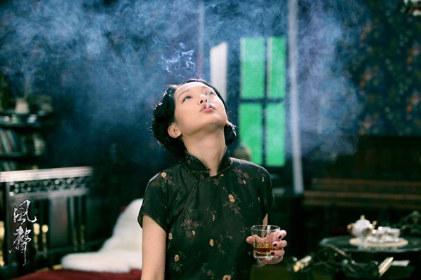 call for control on smoking in chinese tv and movies