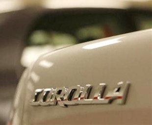 Toyota recalls 1.13 mln Corollas in North America