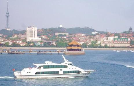 Qingdao Cruise _ Chinacn
