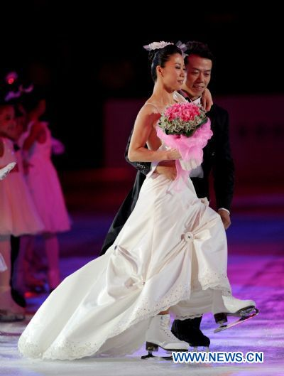 an olympic love story skates to the altar chinaorgcn