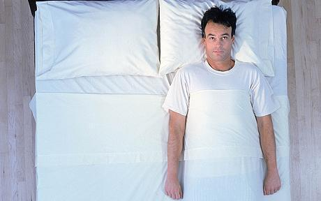 Men with severe insomnia are four times more likely to suffer an early death, a new study conducted by Penn State College of Medicine and published in the journal Sleep has found, the Daily Telegraph reports.