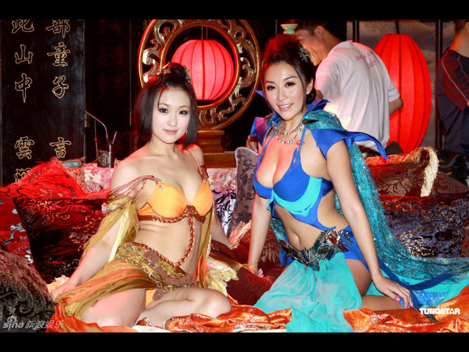 Beautiful chinese ass