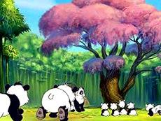 China and Europe making 3D panda film