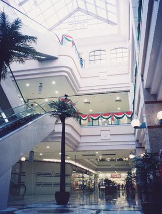 Dongtai Jusco Shopping Center is located in Hong Kong Road, with an area of 23,500 square meters.