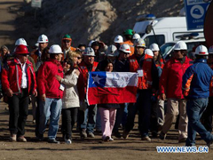 Chile miner rescue