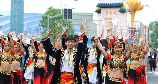 Macao Week held in World Expo Park