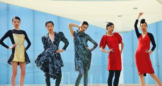 Fashion creations from Ireland staged at Expo