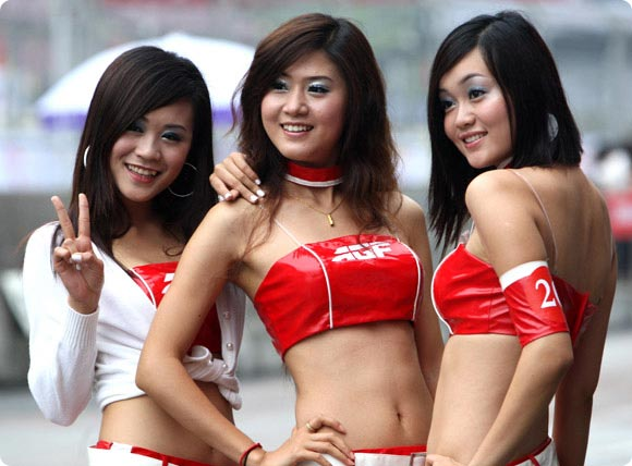 Zhuhai girls