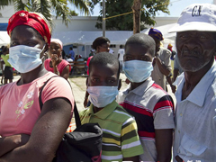 Haiti cholera outbreak