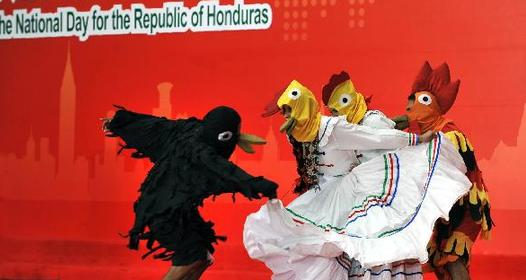 Ceremony marks National Pavilion Day for Honduras at Expo