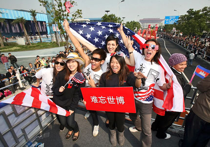 Pride, joy and a little sadness as Shanghai bids farewell to Expo