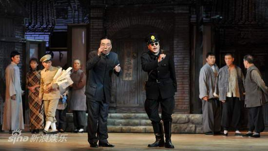 Lao She S Play Thrills Taiwan Audience China Org Cn