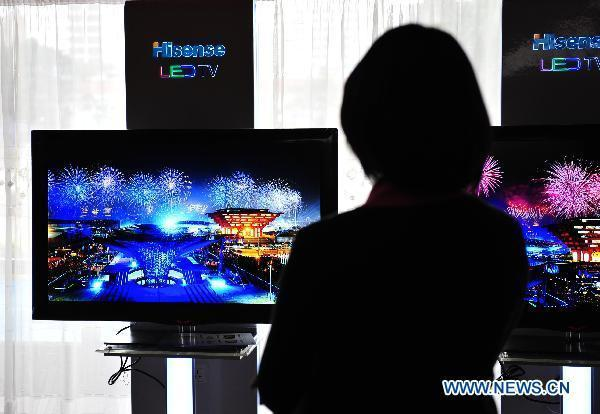 Xinhua-Shanghai World Expo Photo Exhibition held in Kenya