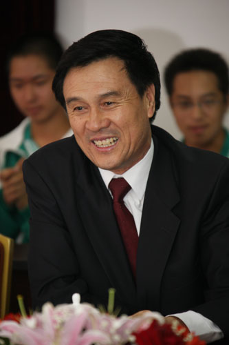 Yang Jing is the Minister of the State Ethnic Affairs Commission.