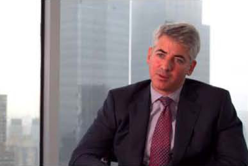 William Ackman &#8211; Managing partner, founder, and CEO of hedge fund Pershing Square Capital Management. He is known as an activist investor whose 2007 presentation 'Who Is Holding the Bag?' was one of the first warnings about the impending crisis.