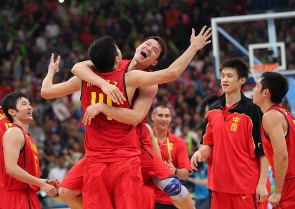 China wins men's basketball gold at Asiad