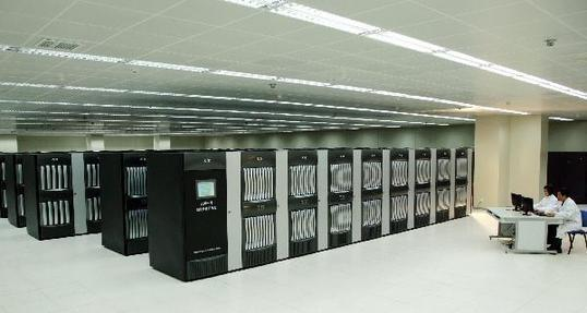 Top 10 supercomputers in the world