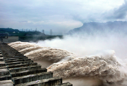 Three Gorges Dam [File photo]