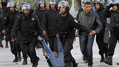 Tunisian unrest