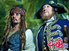 Captain Jack Sparrow to be back in summer