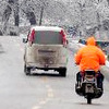 Freezing rain hits S. China