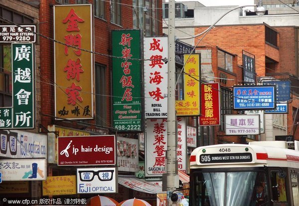 Top 10 Chinatowns across the globe