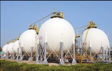 Natural Gas Tanks In Puyang Henan Province Emergency Strategic Reserves Should Be Built The Coming Years A Senior Energy Policy Adviser