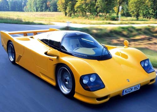 top 10 fastest cars in the world dauer 962 lm - Super Fast Cars In The World