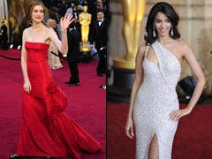 Stars arrive for 83rd annual Academy Awards