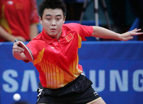 Born in 1983 in Changchun, Jilin Province, Wang Hao is one of the most famous table tennis players in China and the world. [163.com] 