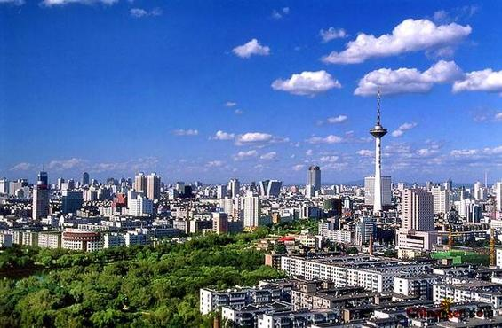 Shenyang an important industrial centre