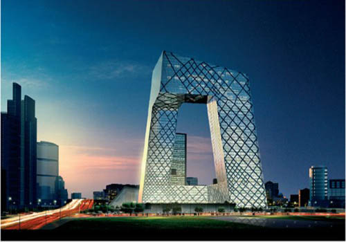 New CCTV Tower One Of The Top 10 Modern Architecture Marvels In Beijing