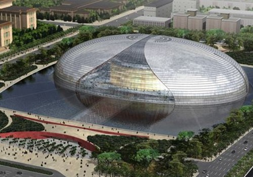 Top 10 modern architecture marvels in beijing for National centre for the performing arts architecture