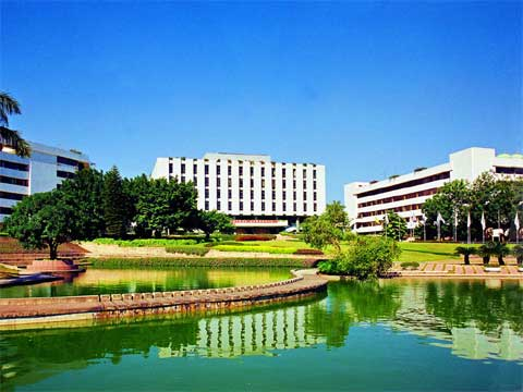Top 10 Most Beautiful Universities In China