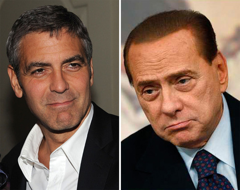 Italian Prime Minister Silvio Berlusconi has called Hollywood star George Clooney among his defense witnesses.