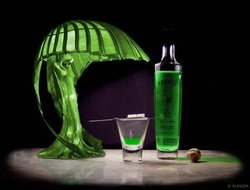 Go green drinks